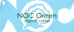 NOCグリーン オーガニックコットン ブルー