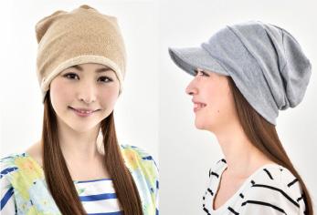 オーガニックコットン帽子